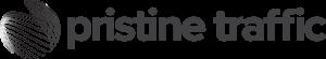 Pristine Traffic Logo black