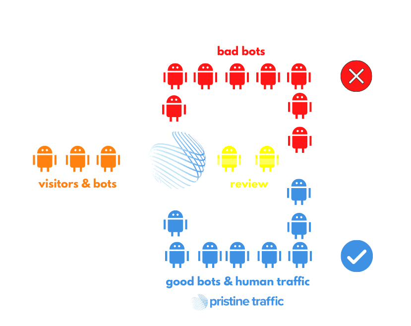 visitor authentication process